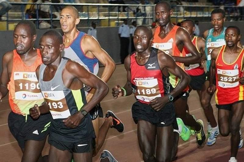 Quenianos dominam São Silvestre de Luanda