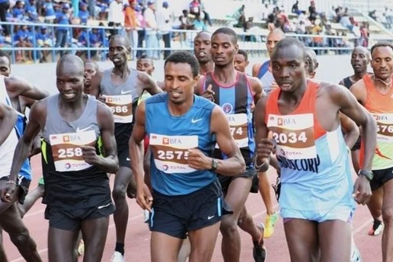 Duas atletas portuguesas na São Silvestre de Luanda