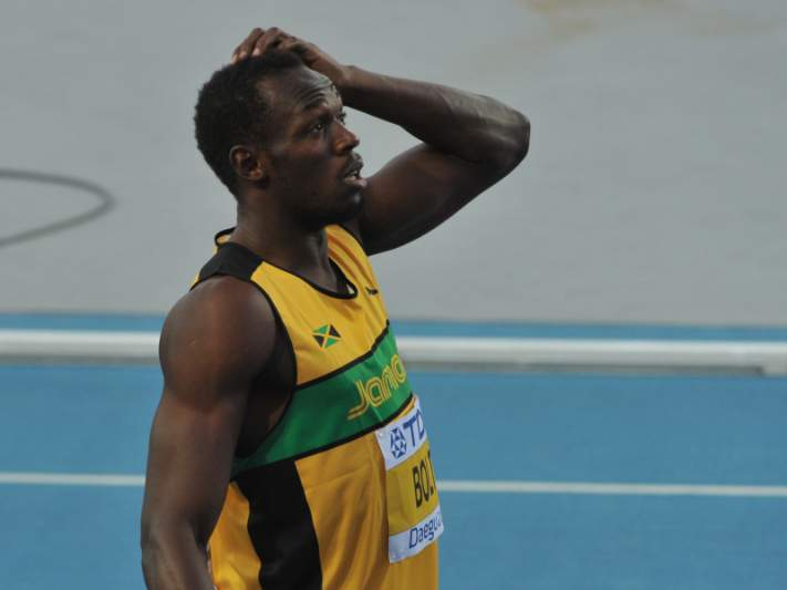 Médico jamaicano garante que Bolt vai estar na máxima forma