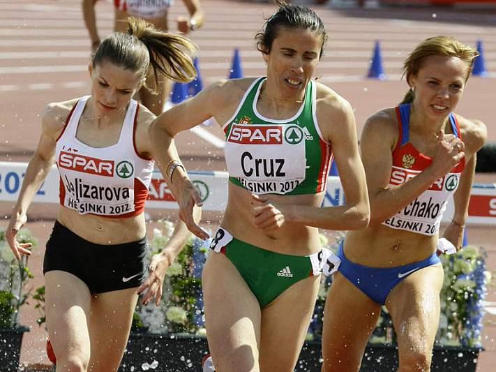 Clarisse Cruz é nona nos 3000m obstáculos
