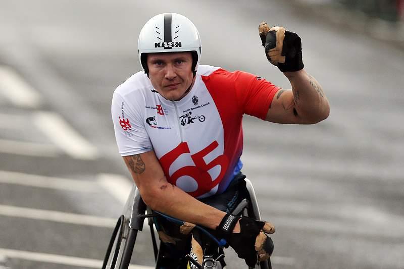 Paralímpicos David Weir e Marcel Hug vão estar presentes