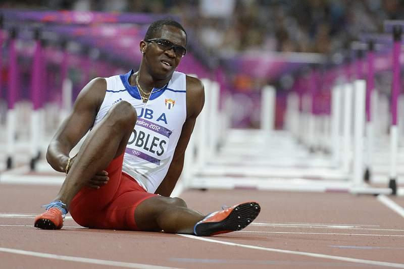 Campeão olímpico em Pequim2008 renuncia e admite retirar-se