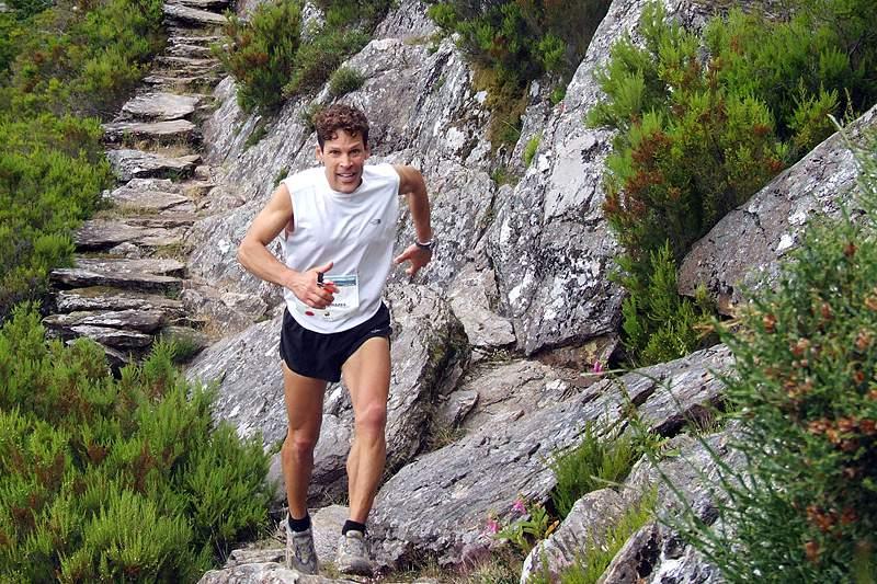 Ultramaratonista Dean Karnazes em Portugal para promover importância do exercício físico