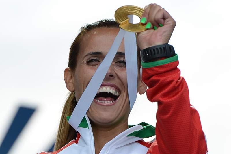 «Quero a medalha de ouro no Europeu de crosse»
