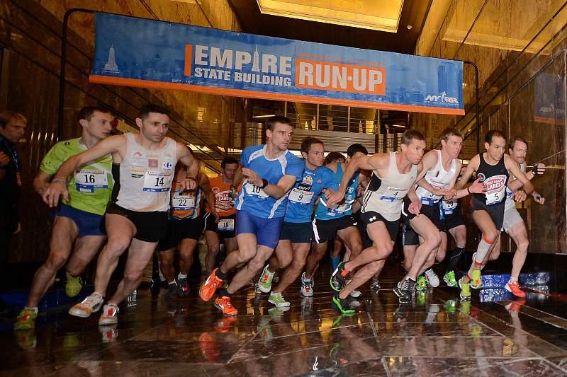 Australianos dominam corrida anual ao topo do Empire State Building