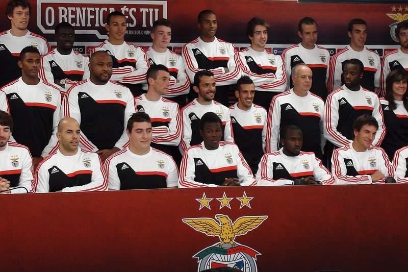 Benfica domina Nacional de estrada em Elvas