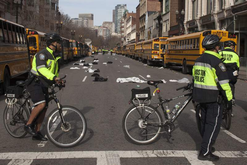 Maratona de Madrid vai ter reforço de segurança