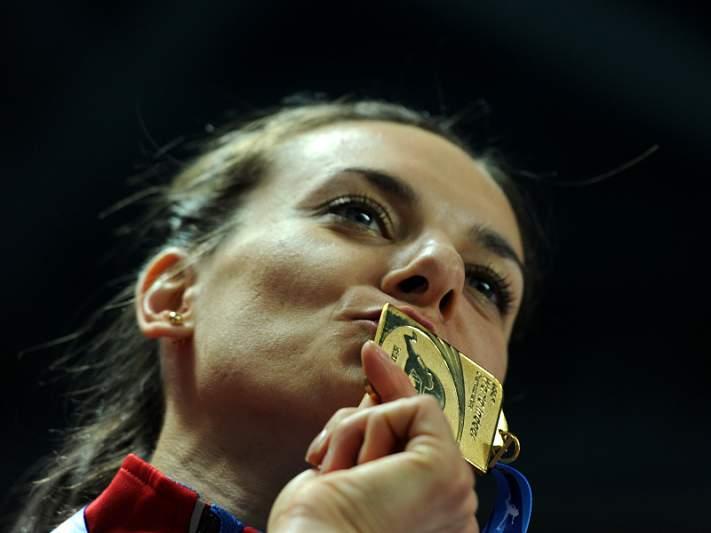 Isinbayeva reforma-se após Mundial