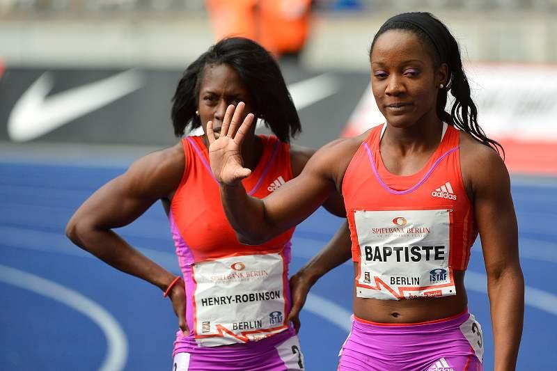 Dois velocistas de Trinidad deixam a seleção por doping