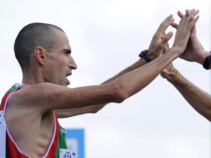 Luís Feiteira perto dos Jogos Olímpicos