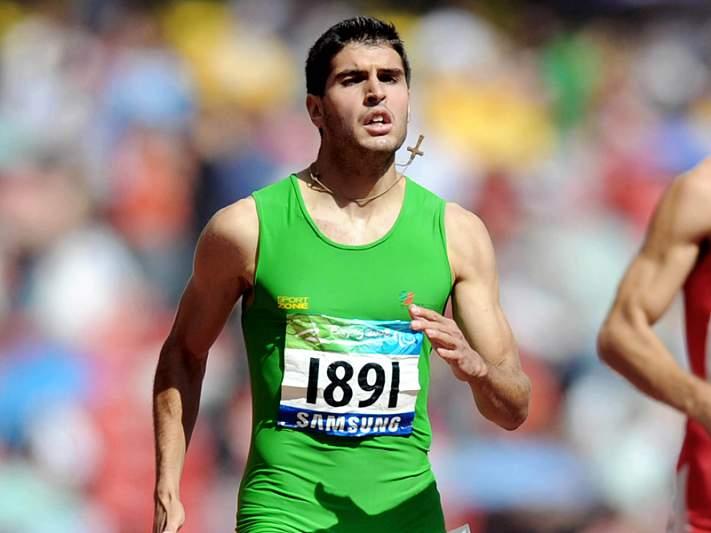 Luís Gonçalves conquista segunda medalha de ouro para Portugal