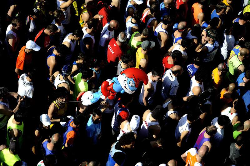 4000 pessoas na meia maratona de Almada