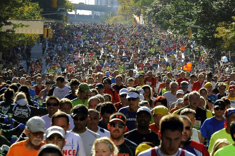 Maratona de Nova Iorque sob fortes medidas de segurança