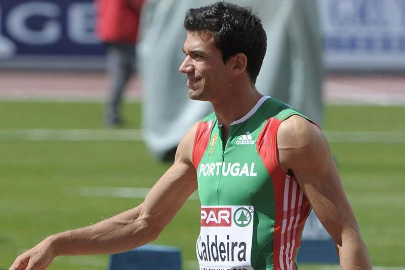 Marcos Caldeira apura-se para a final
