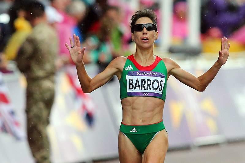 Marisa Barros terceira na Maratona de Yokohama