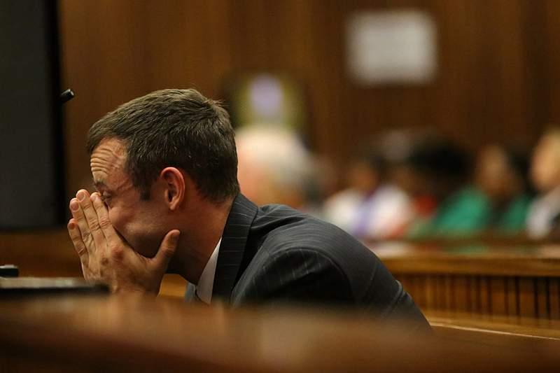 Pistorius nega ter tido aulas de interpretação