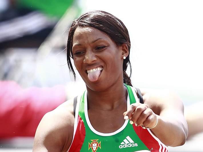 Patrícia Mamona é candidata a medalha nos Mundiais de pista coberta
