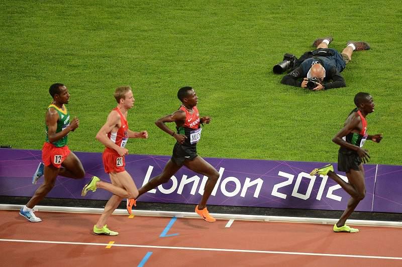 Estreante Bedan Karoki quer bater o recorde mundial em Lisboa
