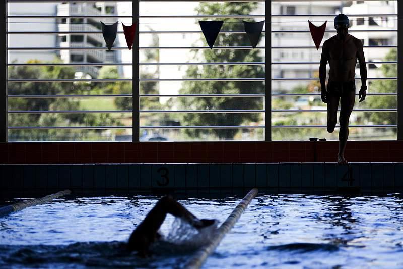 Atletas passam a treinar com quem desejam e onde querem