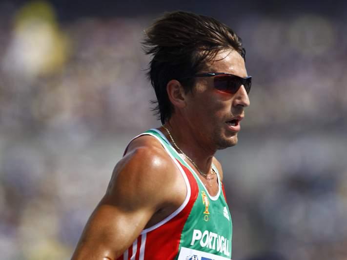 Rui Silva surpreendido com o resultado nos 3000 metros