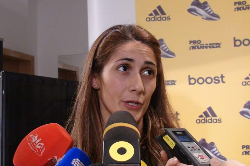 A atleta portuguesa quer estar entre as oito primeiras nos Mundiais de Moscovo
