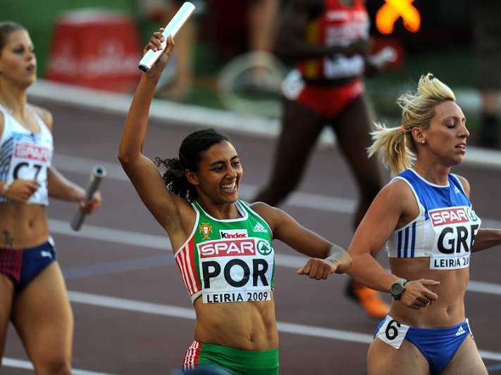 Sónia Tavares ainda longe dos mínimos nos 200m