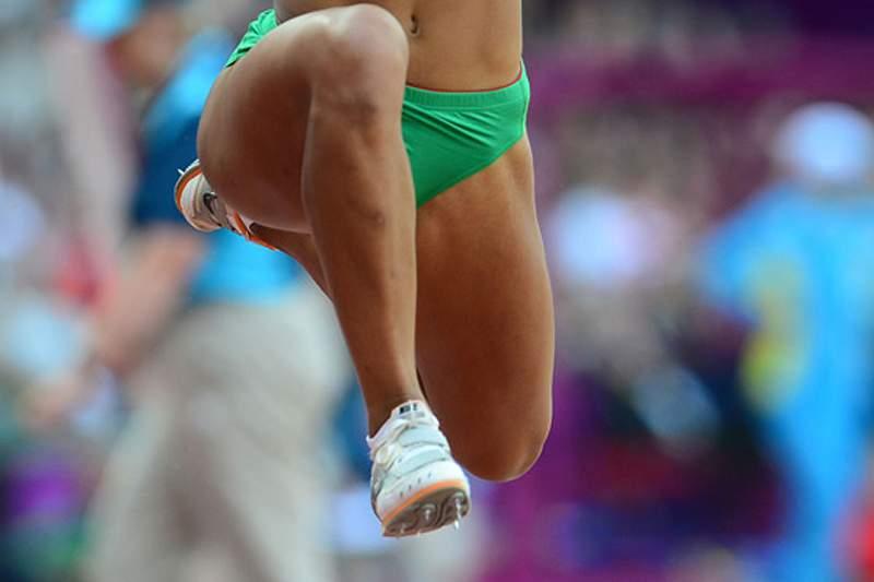 Maria da Graça Fernandes consegue bronze no comprimento