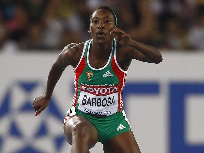 Vera Barbosa oitava nos 400 metros barreiras