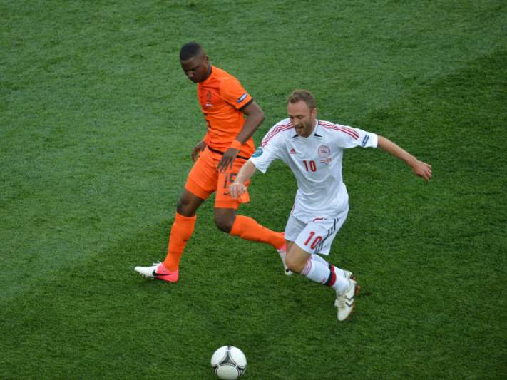 Williems é o jogador mais novo num Europeu