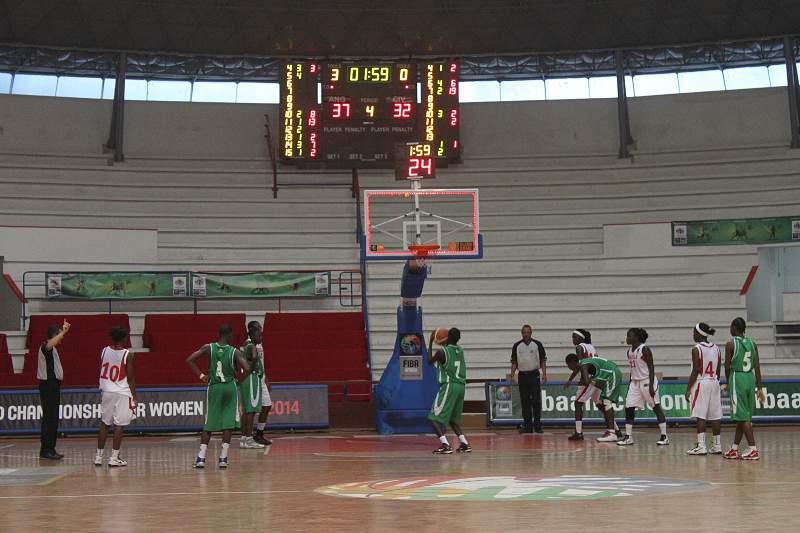 Segunda fase Afrobasket sub-16 arranca quinta-feira
