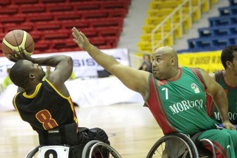 Angola falha objetivo no Afrobasket adaptado