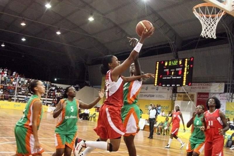 Angola defronta Mali em busca do pleno no grupo B