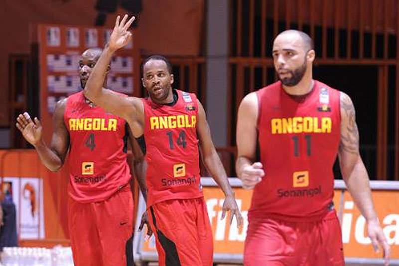 Capitão angolano realça união como segredo da vitória