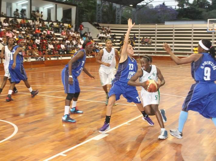 Afrobasket2013 sorteado no sábado
