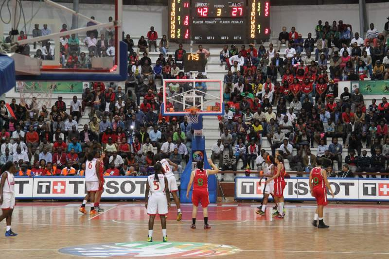 Moçambique continua imparável no Afrobasket 2013