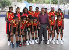 Equipa de Moçambique