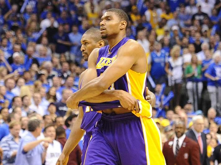 Lakers conquistam mais uma vitória