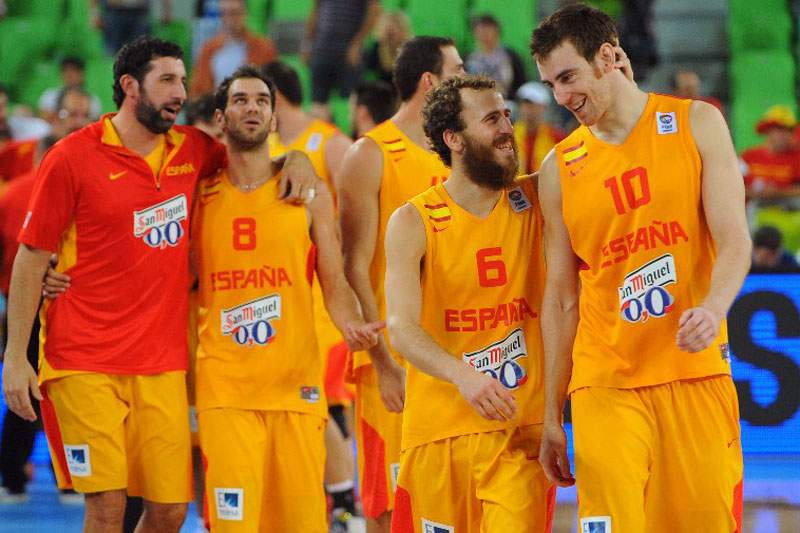 Espanha bate Croácia e conquista bronze
