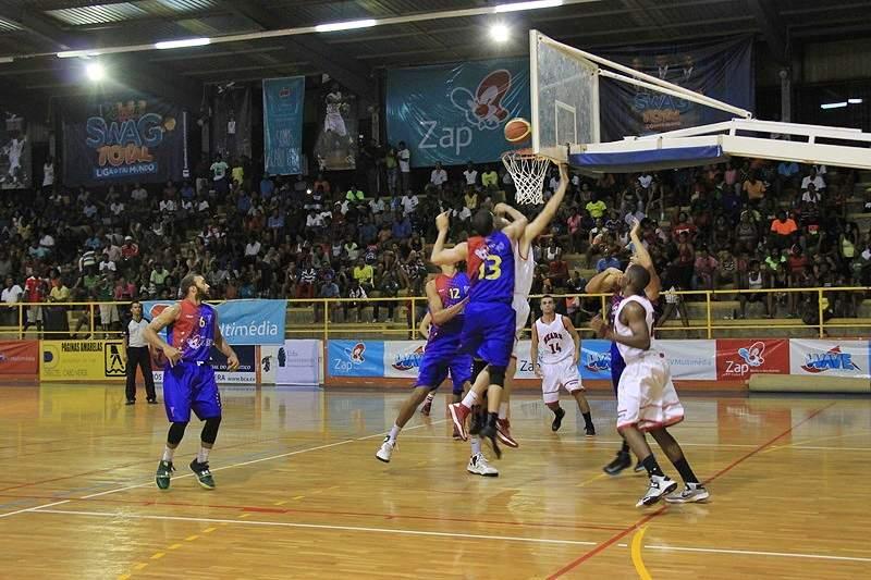 Cabo Verde no top-10 da FIBA África