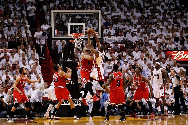 Chicago Bulls vencem campeões em Miami