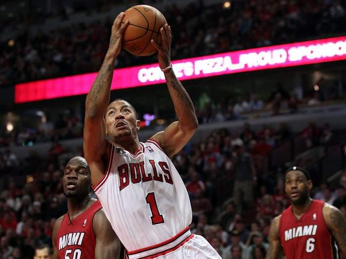Chicago Bulls alcançam sexta vitória consecutiva