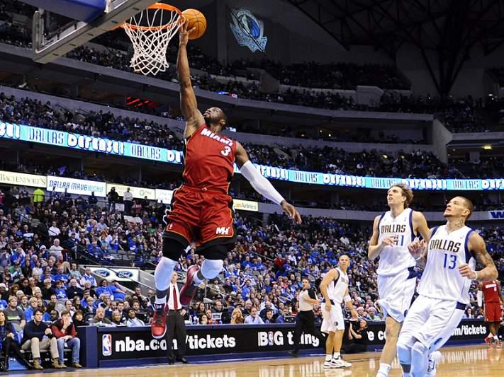 Heat de vento em popa na NBA