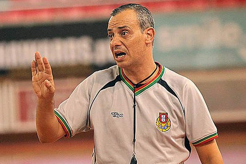 Árbitro portuense no Campeonato do Mundo