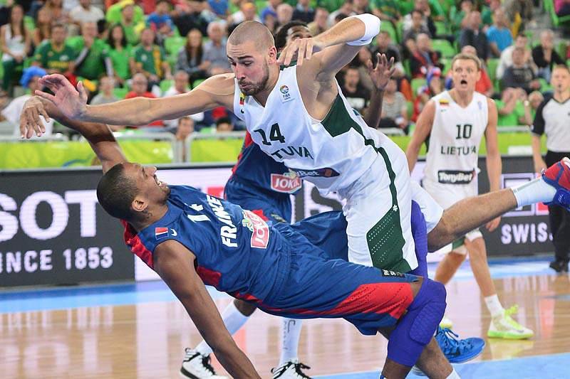 França começa segunda ronda do Eurobasket com derrota