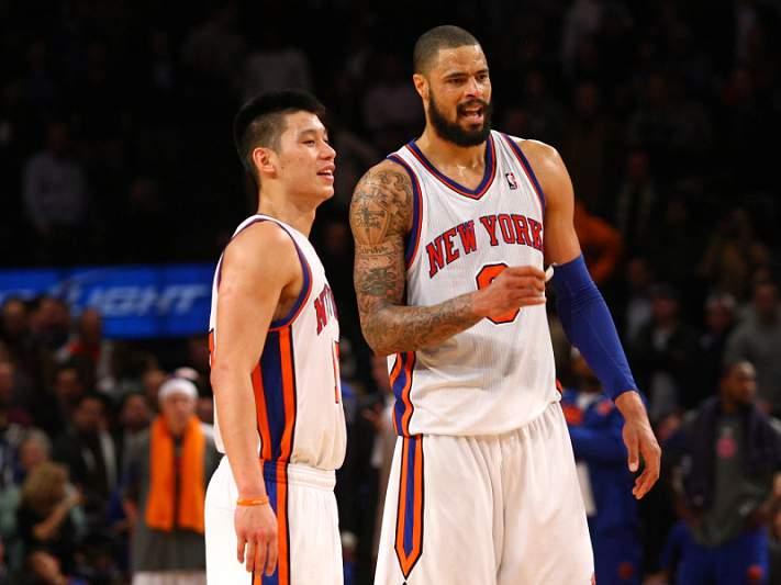 New York Knicks surpreendem Lakers