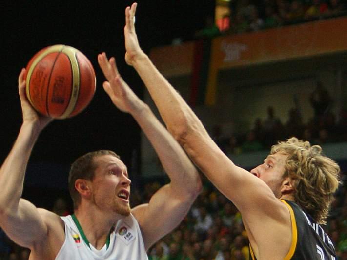 Sérvia e Lituânia nos quartos-de-final