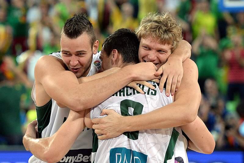 Lituânia regressa 10 anos depois à final