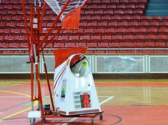 Benfica afina pontaria com máquina inovadora