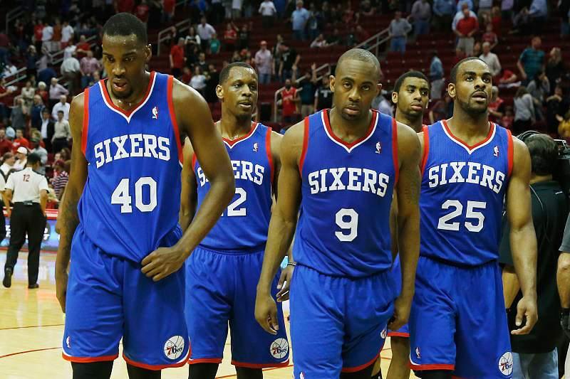 Philadelphia 76ers somam 26.ª derrota consecutiva