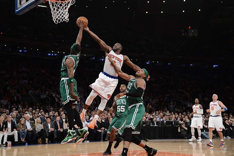 Celtics e Rockets obrigam favoritos a sexto encontro